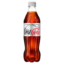 Diet Coke 500ml PMP £1