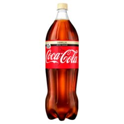 Coca-Cola Zero Sugar Vanilla 1.75L PMP £1.89 or 2 for £3.00