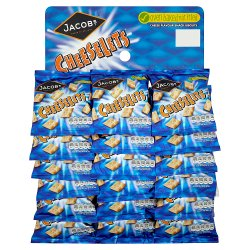 Jacob's Cheeselets 18 x 30g