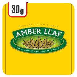 Amber Leaf Original Hand Rolling Tobacco 5 x 30g