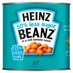 Heinz Beanz in a Rich Tomato Sauce 2.62kg