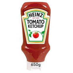 Heinz Tomato Ketchup 650g