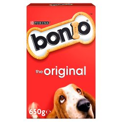 Bonio The Original Biscuits Dog Food 650g