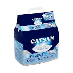 Catsan Hygiene Plus Cat Litter Bag 10L
