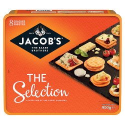 Jacob's The Selection 900g