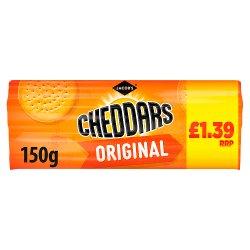 Jacob's Cheddars Original 150g