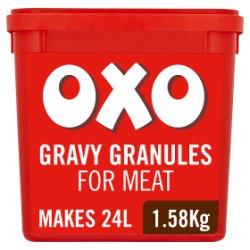 Oxo Gravy Granules 1.58kg