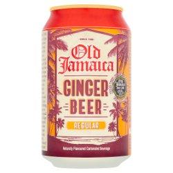Old Jamaica Ginger Beer Regular 330ml