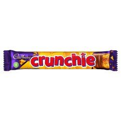 Cadbury Crunchie Chocolate Bar 40g
