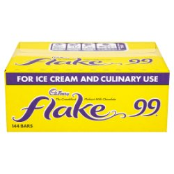 Cadbury Flake 99 144 Bars