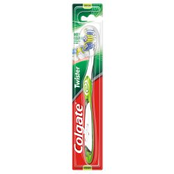 Colgate Twister Fresh Medium Toothbrush