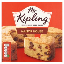 Mr Kipling Manor House 390g