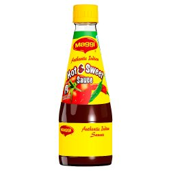 Maggi Authentic Indian Hot & Sweet Sauce 400g