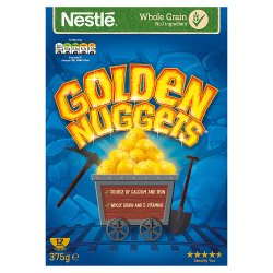 Nestlé Golden Nuggets Cereal 375g