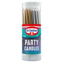 Dr. Oetker Party Candles