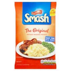 Batchelors Smash Original Instant Mash Potato 176g