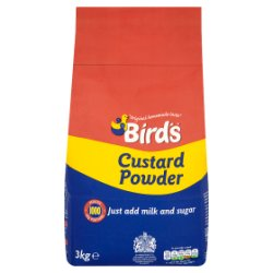 Bird's Custard Powder 3kg