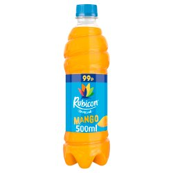 Rubicon Sparkling Mango Juice Drink PM 99p