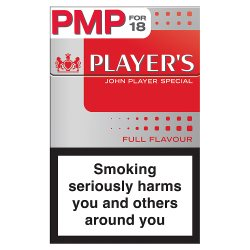 Players King Size GBP6.14