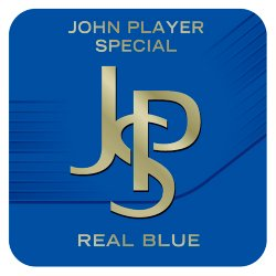 Jps Real Blue (Plain)