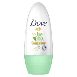 Dove Cucumber Anti-perspirant Deodorant Roll On 50ml