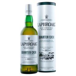 Laphroaig Islay Single Malt Quarter Cask Scotch Whisky 70cl