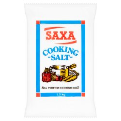 Saxa Cooking Salt 1.5kg