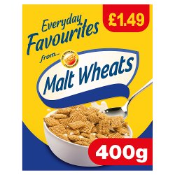 Weetabix Crunchy Weeties 400g Pricemarked £1.49
