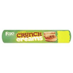 Fox's Ginger Crunch Creams 230g