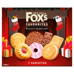 Fox's Family Time Pack 660g