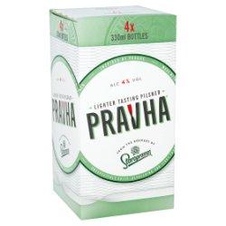 Pravha Premium Pilsner 4 x 330ml