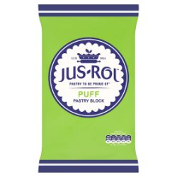 Jus-Rol Puff Pastry Block 1.5kg