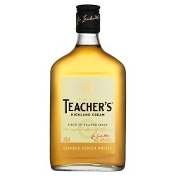 Teacher's Highland Cream Blended Scotch Whisky 350ml