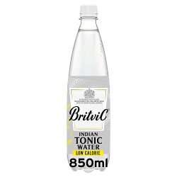 Britvic Indian Tonic Water Low Calorie 850ml
