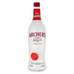 Archers Aqua Peach Schnapps 70cl
