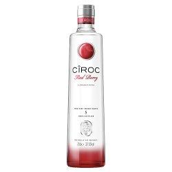 Cîroc Red Berry Flavoured Vodka 70cl