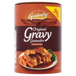 Goldenfry Original Gravy Granules Onion 170g