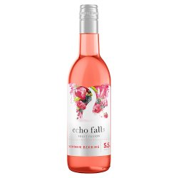 Echo Falls Summer Berries Fruit Fusion 187ml