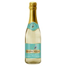 Babycham Original Refreshing Sparkling Perry 75cl