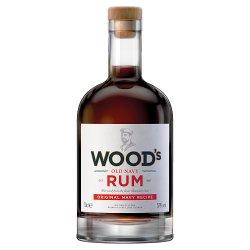 Wood's 100 Navy Rum 70cl