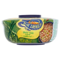 Blue Dragon Spicy Thai Flavour Noodle Wok 67g