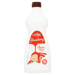 Noël's Strawberry Flavour Topping Sauce 1kg