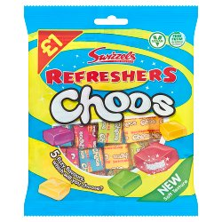 Swrizzels Refreshers Choos