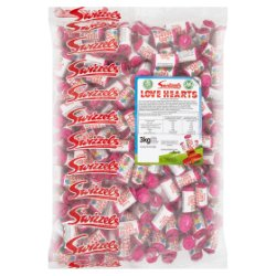 Swizzels Love Hearts Mini Rolls
