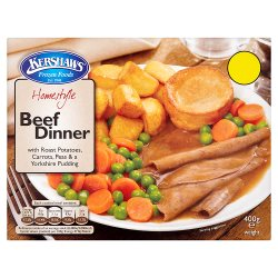 Kershaws Beef Dinner PMPGBP1.69