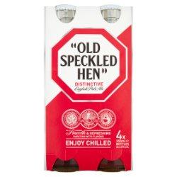 Old Speckled Hen Distinctive English Pale Ale 4 x 355ml