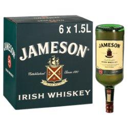 Jameson Irish Whiskey 6 x 1.5L