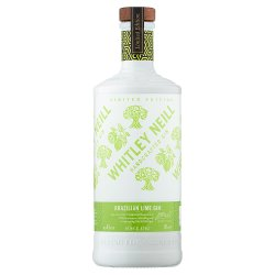 Whitley Neill Limited Edition Brazilian Lime Gin 70cl