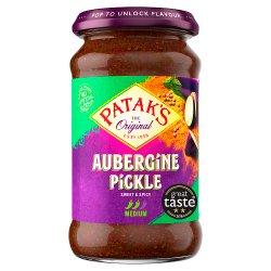 Patak's The Original Aubergine Pickle 312g