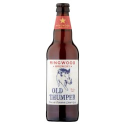 Ringwood Brewery Old Thumper 500ml
